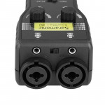 Saramonic SmartRig+DI Interface de audio 2 XLR para Lighting