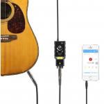 """Saramonic SmartRig II  Adaptador de audio XLR / Plug 1/4"""" para Smartphones con 3.5mm"""