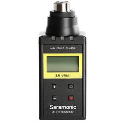 Saramonic SR-VRM1 Plug On Micro Grabador con conector XLR