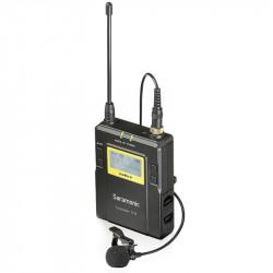 Saramonic UW Mic09 TX9 Transmisor Inalámbrico con Lavalier Omni