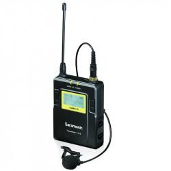 Saramonic UW Mic09 Kit Sistema Inalámbrico 2 Balita Omni / 1 receptor para Cámara
