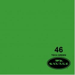 """BD Fondo de Papel """"Veri Green"""" Chroma Verde para backdrop de 1,32 X 11 mts P11134"""