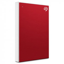 Seagate Backup Plus Slim 2TB [rojo]