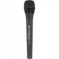 Sennheiser MD 46  Micrófono Cardioide  de Reportero