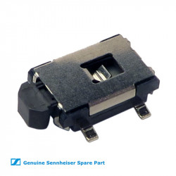 Sennheiser 045899 SMD SWITCH Botón power de repuesto para Evolution Wireless