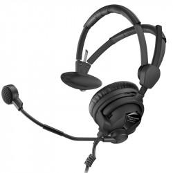 Sennheiser HMD 26-II  Audífonos cerrados con micrófono Profesional