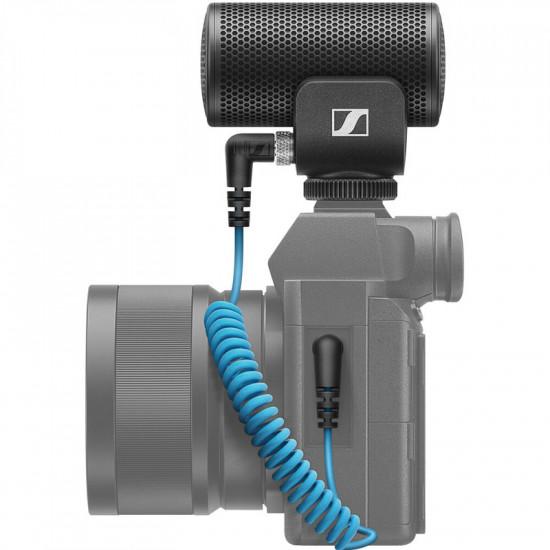Sennheiser Kit Movil MKE 200 Mic Ultracompacto para cámara o smartphone