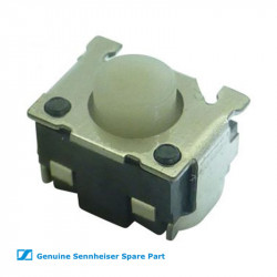 Sennheiser 522391 Botón Push de repuesto para Evolution SKP100 G3 SKP2000
