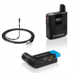 Sennheiser AVX-MKE2 Sistema Micrófono Inalámbrico Lavalier MKE2 (balita) AVX