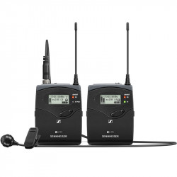 Sennheiser EW 122P G4 AS Sistema Inalámbrico para Cámara con ME4  (520 - 558 MHz)
