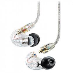 Shure SE215  Auriculares aislantes de sonido con bajos profundos y cable desmontable