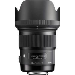 Sigma 50mm f/1.4 DG HSM Art Lente para cámaras Nikon Full Frame DSLR