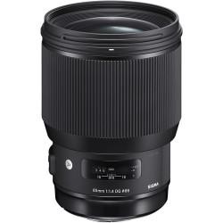 Sigma 85mm f/1.4 DG HSM Art Lente para cámaras Canon Full Frame DSLR