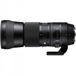 Sigma 150-600mm f / 5-6.3 DG OS HSM para Canon