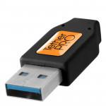 Tether Tools CU3016 Cable Extensor USB 3.0 Activo de 5mts