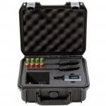 SKB 3I0907-4-SWK Maleta impermeable para sistemas de micrófono inalámbrico Sennheiser EW100ENG