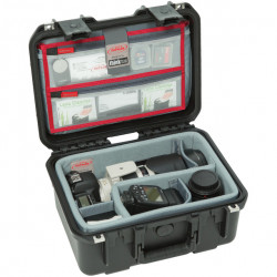 SKB 1309-6DL Maleta impermeable con separadores Think Tank Photo y organizador de tapa