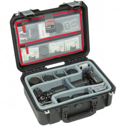 SKB 1510-6DL Maleta impermeable con separadores Think Tank Photo y organizador de tapa