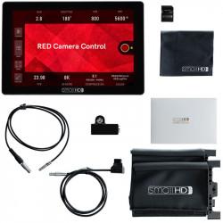 SmallHD Monitor RED Cine 7 color DCI-P3 y 1800 nits
