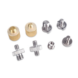 "SmallRig 1074 Kit de Pernos de 1/4"" + 3/8"" Screw Pack"