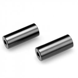 """SmallRig 1515 Tubos / Rods 15mm de 4cm largo Fibra de Carbono 1.5"""""""