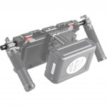 "SmallRig 1523 Tubos / Rods 15mm de 5cm largo Aliuminio 2"""