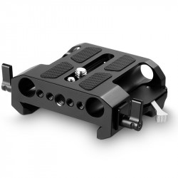 SmallRig 1642 Base Plate  Arri Style con sistema para rods 15mm