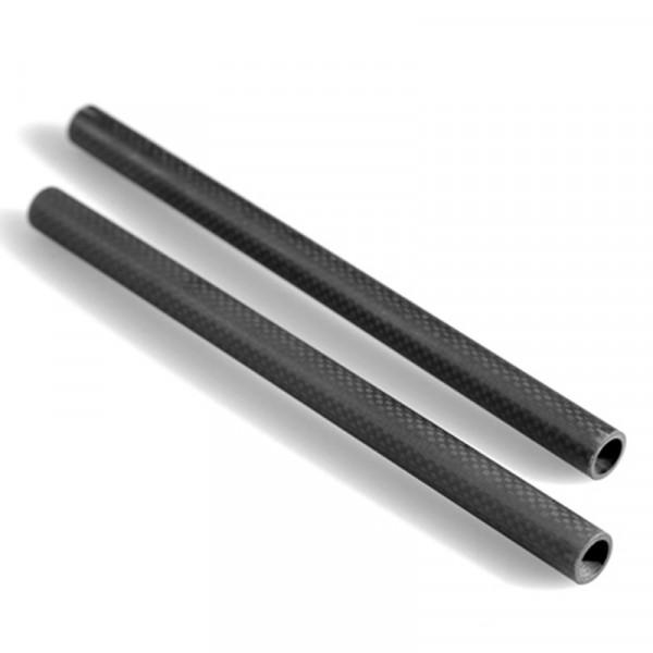 SMALLRIG Base Plate Placa Base 15mm Rosette Soporte Rod Clamp para Sony FS5-1827