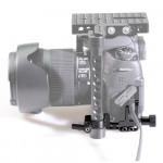 Smallrig HDMI Clamp 1695 para Cage de rods Versaframe