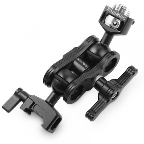 "Smallrig 2116 ""Magic Arm Ball Head System"" Brazo mágico con Nato y Arri pins hasta 1.5kg de 14cm"