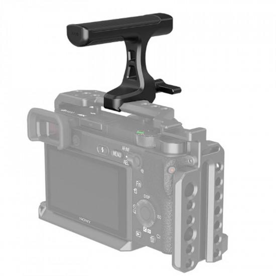 SmallRig 2770 Mini Top Handle para cámaras con NATO