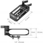 SmallRig 2814 Soporte para LaCie Rugged SSD