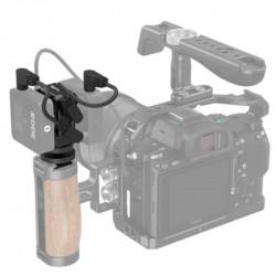 Smallrig 2996 Soporte Mic Inalámbrico con dos entradas 3.5mm