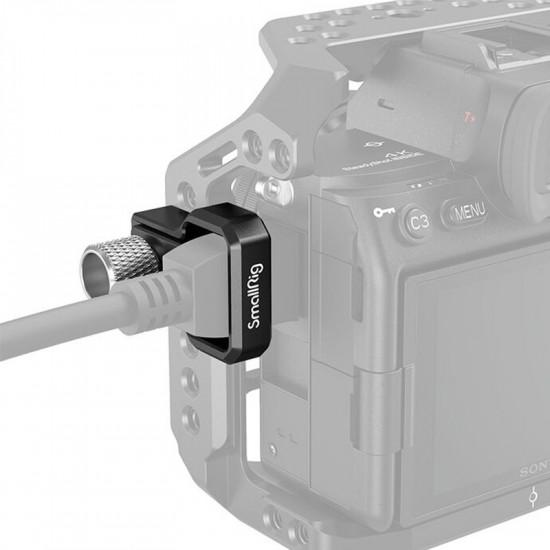 SmallRig 3000 Abrazadera de cable HDMI SmallRig para A7S III Cage