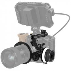SmallRig 3010 Follow Focus Mini F40 para Rods de 15mm