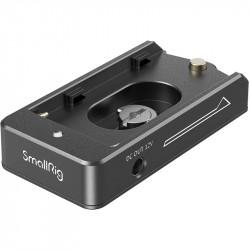 SmallRig 3018Placa Adapter Lite de Batería NP-F con salida 7.4V y 12V
