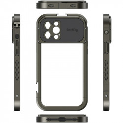 SmallRig 3077 Pro Mobile Cage para iPhone 12 Pro Max