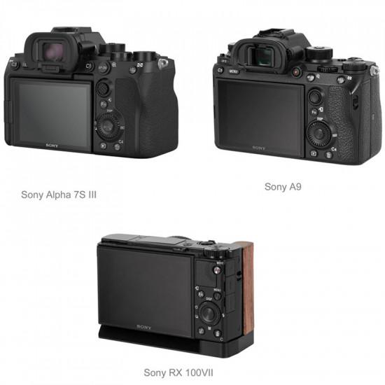 SmallRig 3191 Protector de pantalla en vidrio para Sony