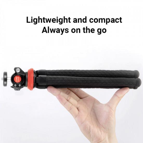 SmallRig 3255 FlexGO! Trípode Flexible con Clamp para Smartphones
