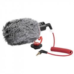 Smallrig 3288 Micrófono Ultra Shotgun para Cámaras o smartphones