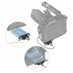 SmallRig 3300 Soporte de agarre Samsung T5