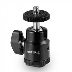 SmallRig 761 Micro Cabezal con zapata