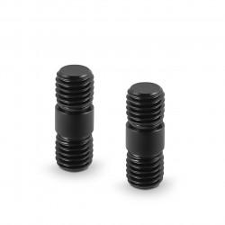 SmallRig 900 Conector con rosca M12 para Rods de aluminio de 15 mm