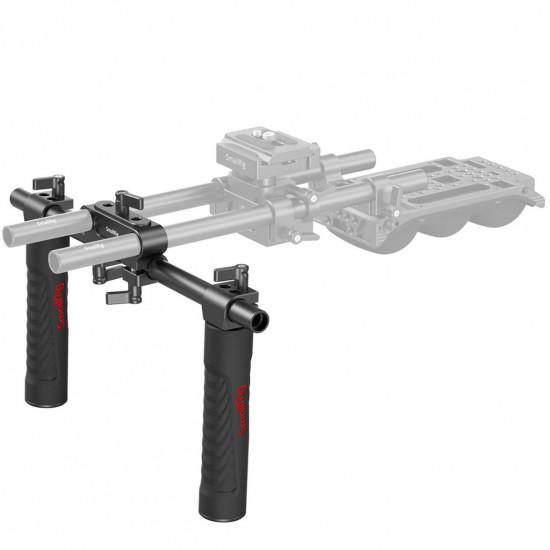 SmallRig 998C Kit Basic de Mangos de Agarre a rods 15mm