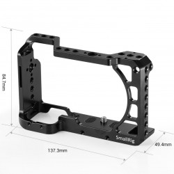 Smallrig Cage CCS2310 para Sony A6500 / A6400 / A6300 / A6100