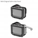 Smallrig Cage CVG2678 Vlogging Cage para Gopro HERO8 Black con agarre de adapter de Mic