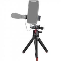 SmallRig KGW111 Vlogger Kit Mini trípode con agarre Smartphone
