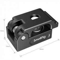 SmallRig 2418 Abrazadera de cable Universal
