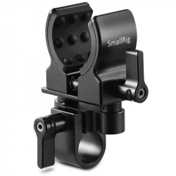 SmallRig 1993  Soporte Micrófono Shotgun para rods 15mm