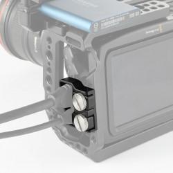SmallRig 2246 Abrazadera para agarre de HDMI + USB-C de Cage Pocket Cinema Camera 4K/6K